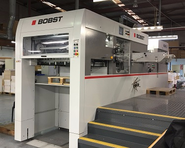 Bobst die cutter photo
